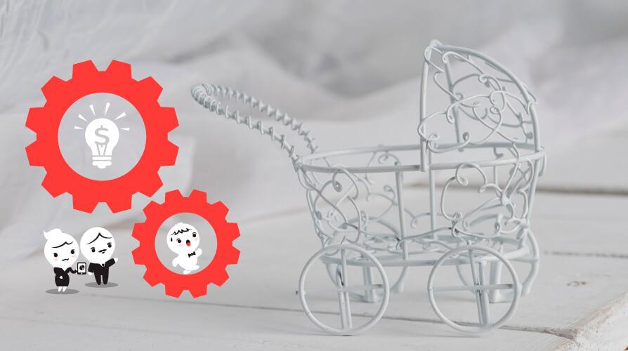 Идея для бизнеса: ремонт детских колясок