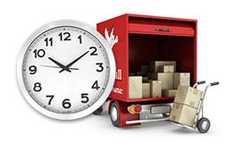 Увеличение сроков доставки