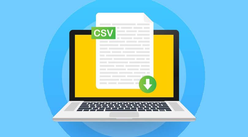 Выгрузка товаров в формате CSV для интернет магазинов по дропшиппингу