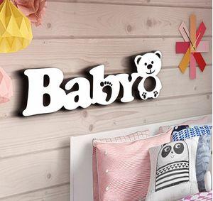 Деревянная фоторамка Baby