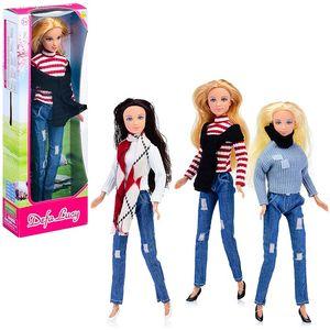 Кукла в стильном наряде