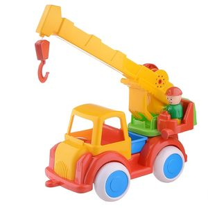 Автокран (Детский сад) в сетке