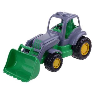 Крепыш, трактор-погрузчик